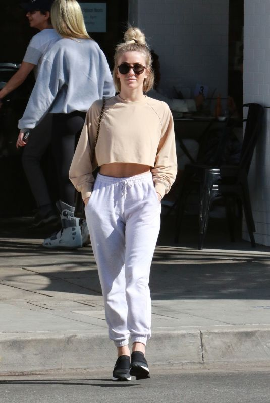 Julianne Hough Out in Los Angeles