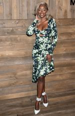 Justine Skye At Michael Kors Collection Fall/Winter 2020 Runway Show - February 2020 during New York Fashion Week