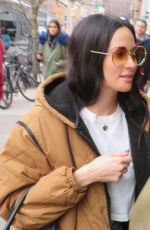 Kacey Musgraves Stops by Soho in New York City