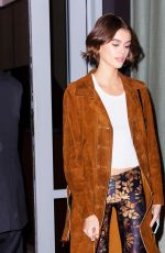 Kaia Gerber Leaving her apartment in NYC
