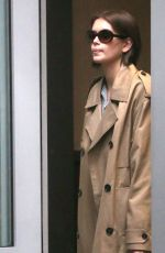 Kaia Gerber Out in NYC