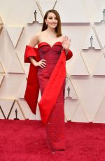 Kaitlyn Dever At 92nd Annual Academy Awards at Hollywood and Highland in Hollywood