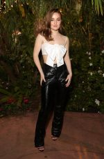 Kaitlyn Dever At Charles Finch and Chanel Pre-Oscar Awards Dinner in LA