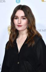 Kaitlyn Dever At EE British Academy Film Awards 2020 Nominees