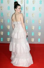 Kaitlyn Dever At EE British Academy Film Awards in London