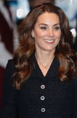 Kate Middleton Attend a charity performance of Dear Evan Hansen, at the Noel Coward Theatre, London