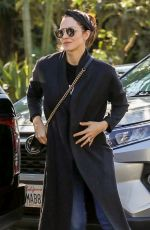Katharine McPhee Out in West Hollywood