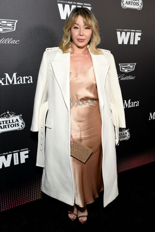 Katherine Castro At 13th Annual Women in Film Oscar Party Celebration, Sunset Room, Los Angeles