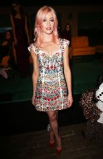 Katherine McNamara At Alice & Olivia Fashion Show in NYC