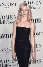 Katherine McNamara At Vanity Fair and Lancome Women in Hollywood Celebration in West Hollywood