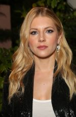 Katheryn Winnick At Charles Finch and Chanel Pre-Oscar Awards Dinner in Los Angeles