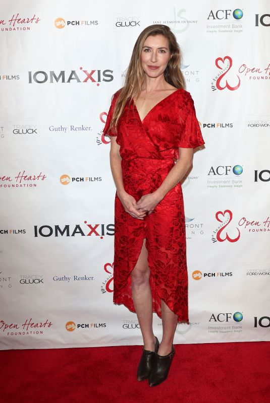 Katie Flynn At Open Hearts Foundation 10th Anniversary, Arrivals, Los Angeles