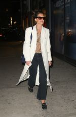 Katie Holmes At Night out in New York City