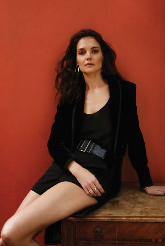 Katie Holmes At William Lords for Flaunt Magazine 2020