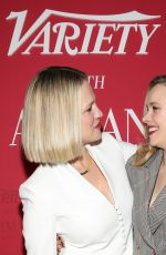 Kayleen McAdams At Variety x Armani Makeup Artistry Dinner, Sunset Tower, Los Angeles