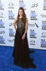 Keana Marie At 35th Annual Film Independent Spirit Awards, Los Angeles