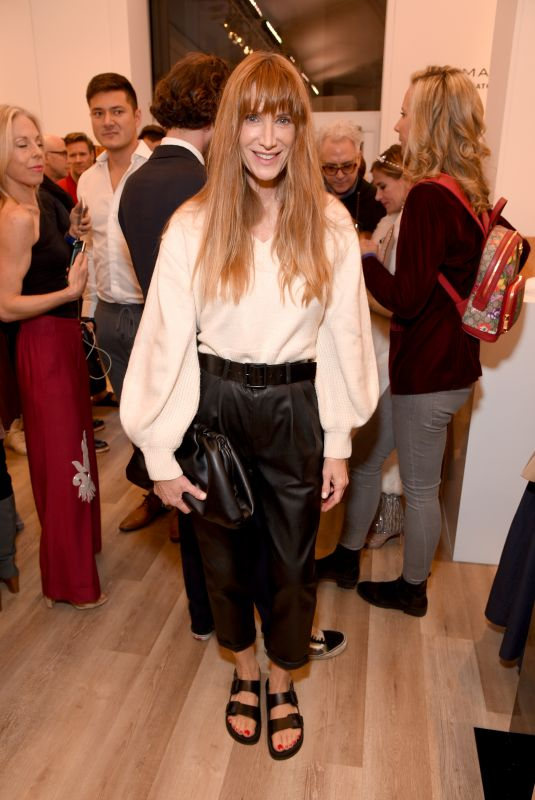 Kelly Lynch At BIRKENSTOCK 1774 Collection with MATCHESFASHION Launch Party