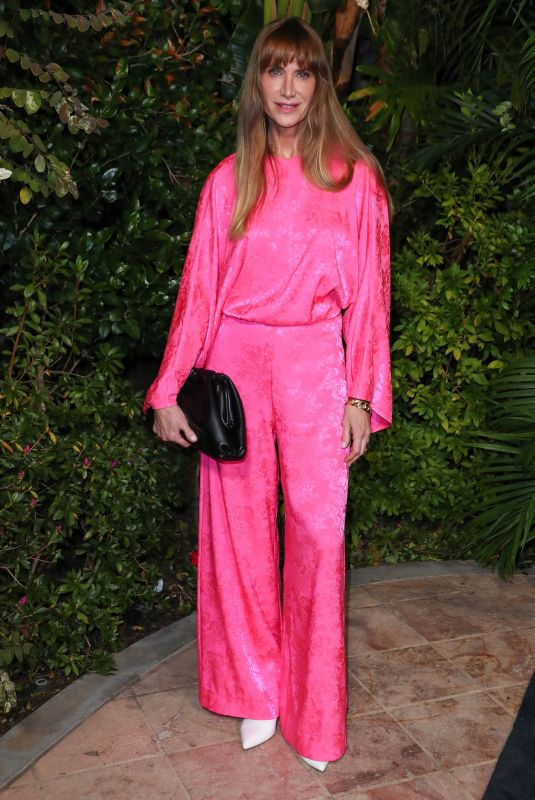 Kelly Lynch At Charles Finch and Chanel Pre-Oscars Dinner, Arrivals, Polo Lounge, Los Angeles
