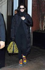 Kendall Jenner Keeps it low key as she steps out in New York