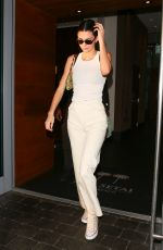 Kendall Jenner Leaves the Setai Miami Beach Hotel in Miami