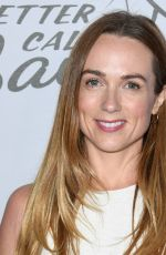 """Kerry Condon At """"Better Call Saul"""" Season 5 premiere in Hollywood"""