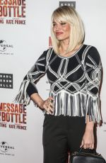 Kimberly Wyatt Attending a press night for Message in a Bottle at the Peacock Theatre in London
