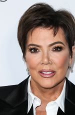 Kris Jenner At Los Angeles Ballet Gala 2020 at The Broad Stage, Santa Monica