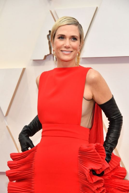 Kristen Wiig At 92nd Annual Academy Awards in Hollywood