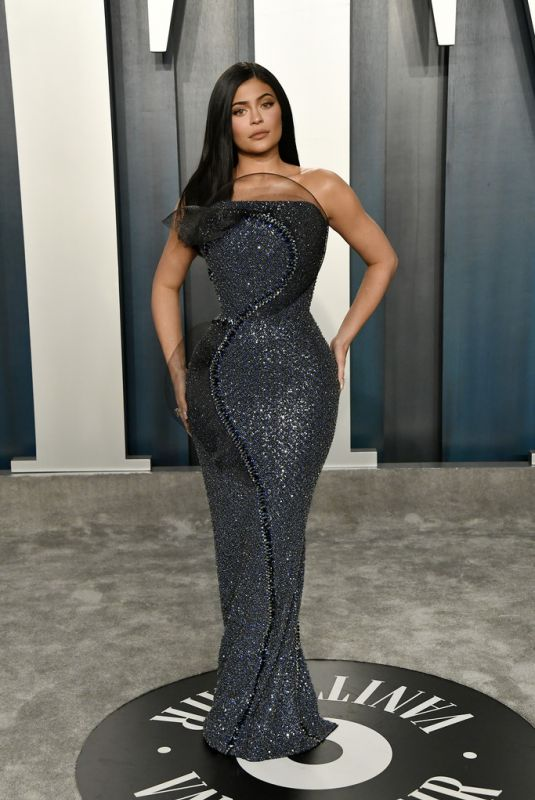 Kylie Jenner At 2020 Vanity Fair Oscar Party in Beverly Hills