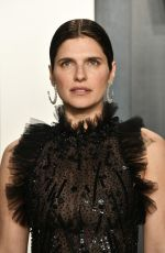 Lake Bell At 2020 Vanity Fair Oscar Party in Beverly Hills