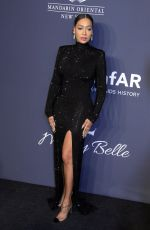 Lala Anthony At 22nd annual amfAR Gala Benefit for AIDS Research at Cipriani Wall Street in New York City