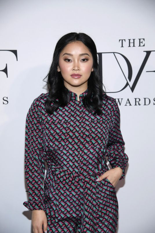 Lana Condor At 2020 DVF Awards in Washington