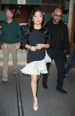 Lana Condor Out in NYC