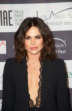 Lana Parrilla Attends the 2020 Los Angeles, Italia Film Fashion And Art Festival in Hollywood