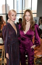 Larsen Thompson At Jonathan Simkhai Fashion Show in NYC