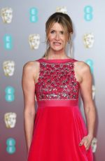 Laura Dern At EE British Academy Film Awards at Royal Albert Hall in London