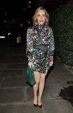 Laura Main At The Radio Times Covers Party, London