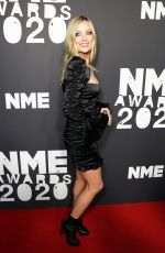 Laura Whitmore At NME Awards 2020 in London