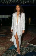 Lesley-Ann Brandt At Baja East show, Fall Winter 2020, The West Hollywood EDITION, Los Angeles