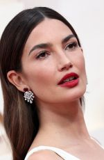 Lily Aldridge Attends the 92nd Annual Academy Awards in Los Angeles