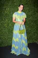 Lily Allen At The Charles Finch & Chanel Pre-BAFTAs Dinner, Loulou