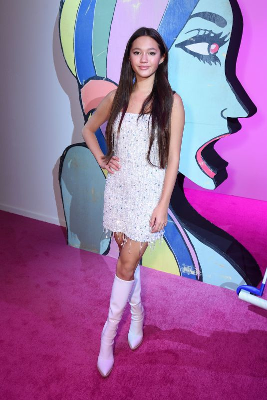 Lily Chee At Christian Siriano Fashion Show in NYC