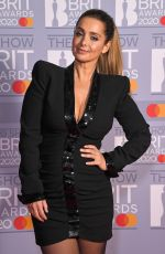 Louise Redknapp At The BRIT Awards 2020 in London