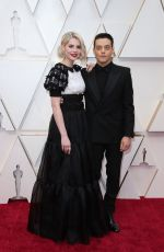 Lucy Boynton At 92nd Annual Academy Awards in Hollywood