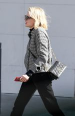 Lucy Boynton Stepping out in Los Angeles