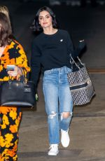 Lucy Hale Is seen at
