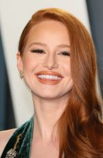 Madelaine Petsch At Vanity Fair Oscar Party in LA