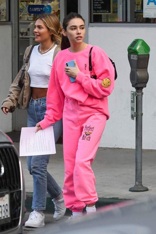 Madison Beer Out in LA