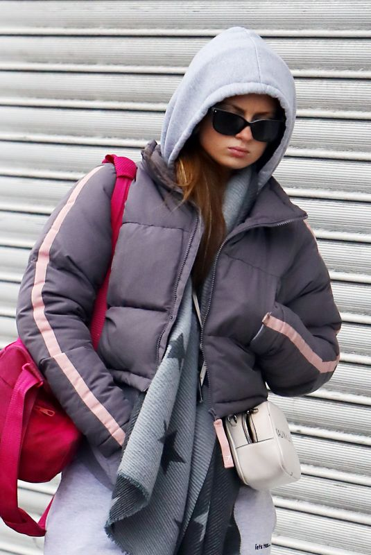 Maisie Smith Spotted in North London