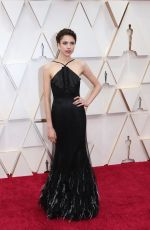 Margaret Qualley At 92nd Annual Academy Awards in Hollywood